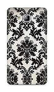 Amez designer printed 3d premium high quality back case cover for Samsung Galaxy ON7 (Pattern 12)