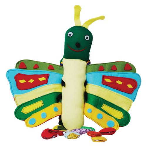 Alma's Designs Caterpillar Doll