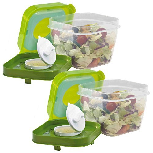 fit-fresh-chilled-salad-shaker-container-with-dressing-dispenser-green-set-of-2-by-fit-fresh