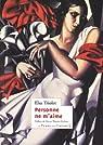 Personne ne m'aime : Anne-Marie I par Triolet