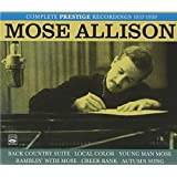 Mose Allison. Complete Prestige Recordings 1957-1959. Back County Suite / Local Color / Young Man Mose / Ramblin with Mose / Creek Bank / Autumn Song