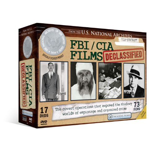FBI/CIA Declassified Films