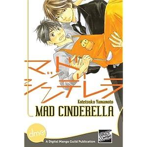 Mad Cinderella (Yaoi Manga) (English Edition)