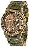 Amazon.co.jp[ウィウッド]WEWOOD 腕時計 ウッド/木製 マルチファンクション KARDO ARMY 9818036 メンズ 【正規輸入品】