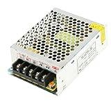 uxcell スイッチング電源 AC100-120V/200-220V50Hz DC 5V 5A LEDストリップライト