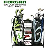 Forgan Golf Bag ORGANIZER - Ideal for the garage