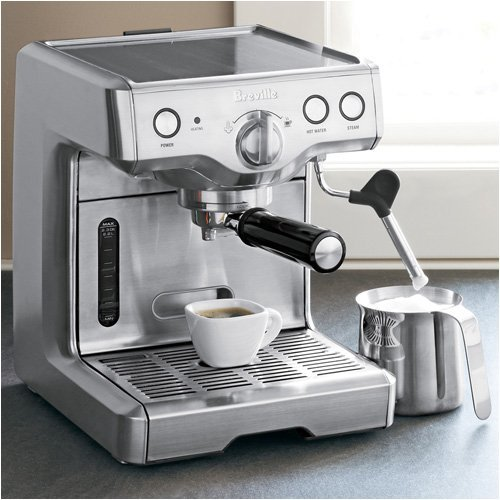 Breville Coffee Maker Usa : Breville the Duo-Temp Espresso Machine (Factory Reconditioned) by HWI/Breville USA from Coffee ...
