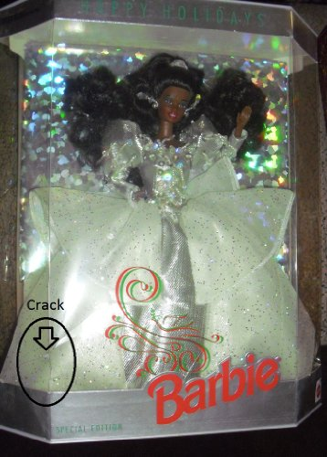 Barbie 1992 African American front-936341