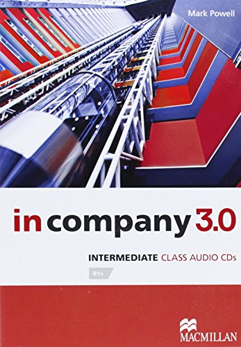 IN COMPANY 3.0 Int Class CD