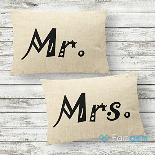 mr-mrs-throw-pillow-case-personalized-his-hers-cushion-cover-custom-wedding-decor-gift-zipper-queen-