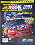 The Official NASCAR 2003 Preview and Press Guide