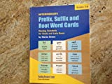 img - for Intermediate Prefix, Suffix and Root Word Cards Grades 3-8 (Meeting Standards for Greek and Latin Roots) book / textbook / text book