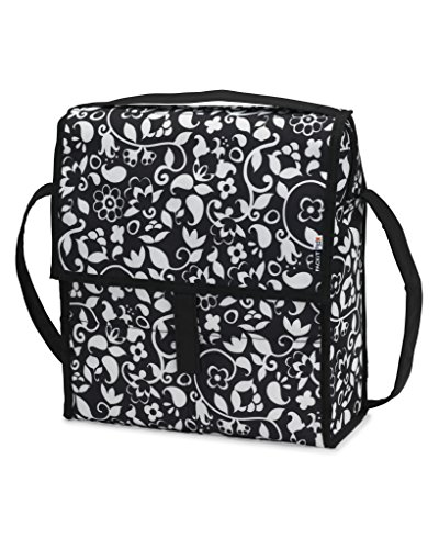 PackIt Freezable Picnic Bag with Zip Closure, Vine (Freezeable Wine Cooler compare prices)
