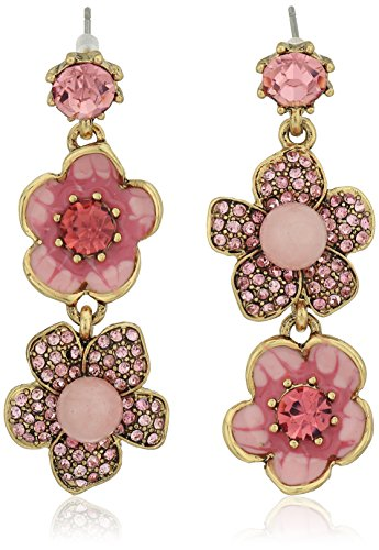 Betsey Johnson Dangly Earrings