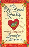 Jennifer Chiaverini An Elm Creek Quilts Sampler: The First Three Novels in the Popular Series (Elm Creek Quilts Novels)