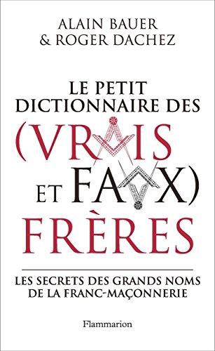 Dictionnaire des (vrais et faux) frères en ligne