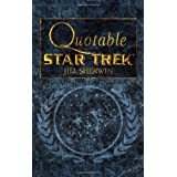 Quotable Star Trekby Jill Sherwin