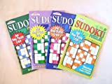 Kappa Sudoku Puzzles - Assortment
