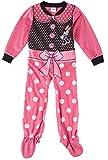 Disney Little Girls' Minnie Blanket Sleeper (Toddler/Kid) - Minnie