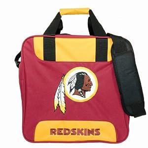 NFL Single Bowling Bag- Washington Redskins by KR Strikeforce Bowling Bags
