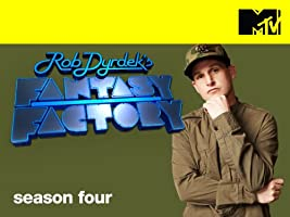 Rob Dyrdek's Fantasy Factory Season 4