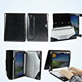 PU Leather Keyboard Case/Cover For 10.1