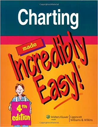 Charting Made Incredibly Easy! (Incredibly Easy! Series®) written by Lippincott Williams %26  Wilkins