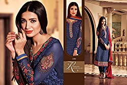 Shahlon Amazing Salwar Kameez Dress Material