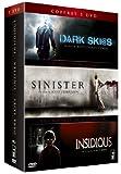 Image de Insidious + Sinister + Dark Skies
