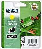 Epson T0544 Cartouche d'encre d'origine jaune pour R800 R800r R1800