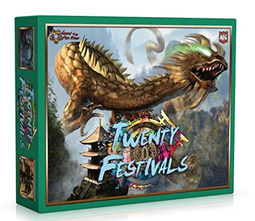 L5R Twenty Festivals Starter Display Card Game (Starter Aeg compare prices)