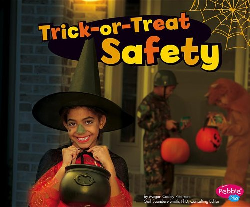 trick treating safety tips kids