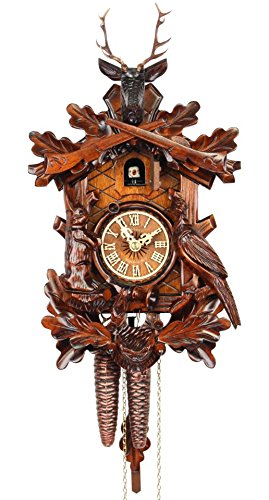 Adolf Herr Cuckoo Clock - The Hunting Game