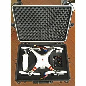 DJI Phantom Transportkoffer Universalkoffer Kamerakoffer
