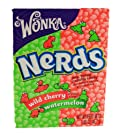 Wonka Nerds Watermelon & Wild Cherry 46.7g