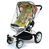 New Raincover for Quinny Buzz Stroller Pram Pushchair Rain Cover