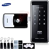 SAMSUNG SHS-2920 digital door lock keyless touchpad security...