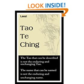 Tao Te Ching (with linked TOC)
