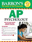 img - for AP Psychology, 5th Edition (Barron's Ap Human Geography) book / textbook / text book