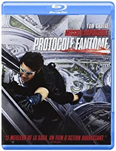 Mission : Impossible - Protocole fantôme [Blu-ray]