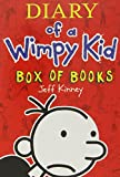 Diary of a Wimpy Kid Box of Books 1-7 Export Edition