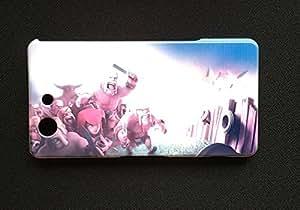 Newtronics Fashion Designer Cute Cartoons Fighting Hard Back Cover Case for Sony Xperia Z3 Compact Mini