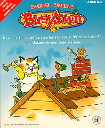 Richard Scarry Busytown 2000