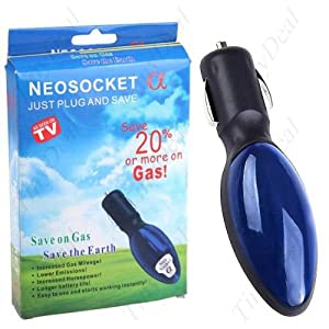Neosocket - Réduire votre consommation d'escence en un geste - Fuel Shark ! - As seen on TV - VU TV 51ZE1kU-UtL._SL500_AA300_