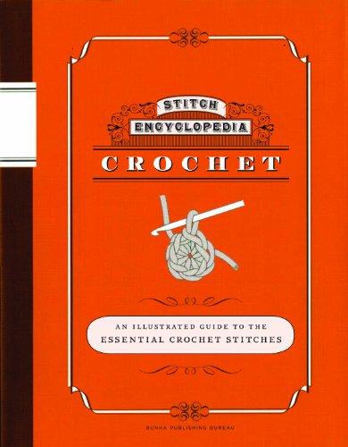 Stitch Encyclopedia: Crochet: An Illustrated Guide to the Essential Crochet Stitches [Bunka Gakuen] (Tapa Blanda)