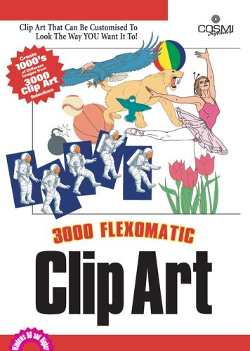 3,000 Flexomatic Clipart