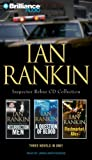 Ian Rankin Inspector Rebus CD Collection: Resurrection Men, a Question of Blood, Fleshmarket Alley
