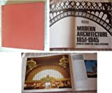 Modern Architecture 1851-1945 (0847805069) by Kenneth Frampton