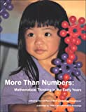 img - for More Than Numbers: Mathematical Thinking in the Early Years book / textbook / text book