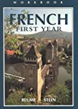 img - for French: First Year book / textbook / text book